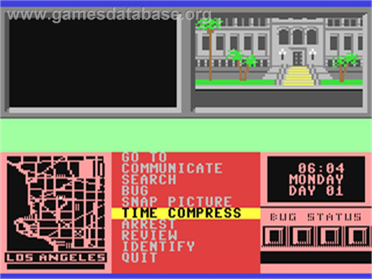 how to play commodore 64 games