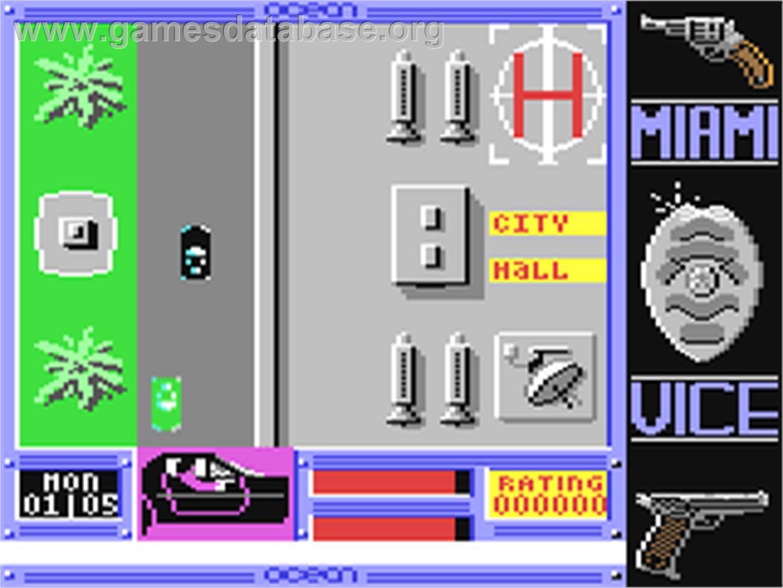 Miami Vice C64