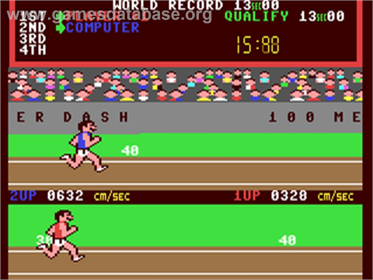 track and field arcade game download