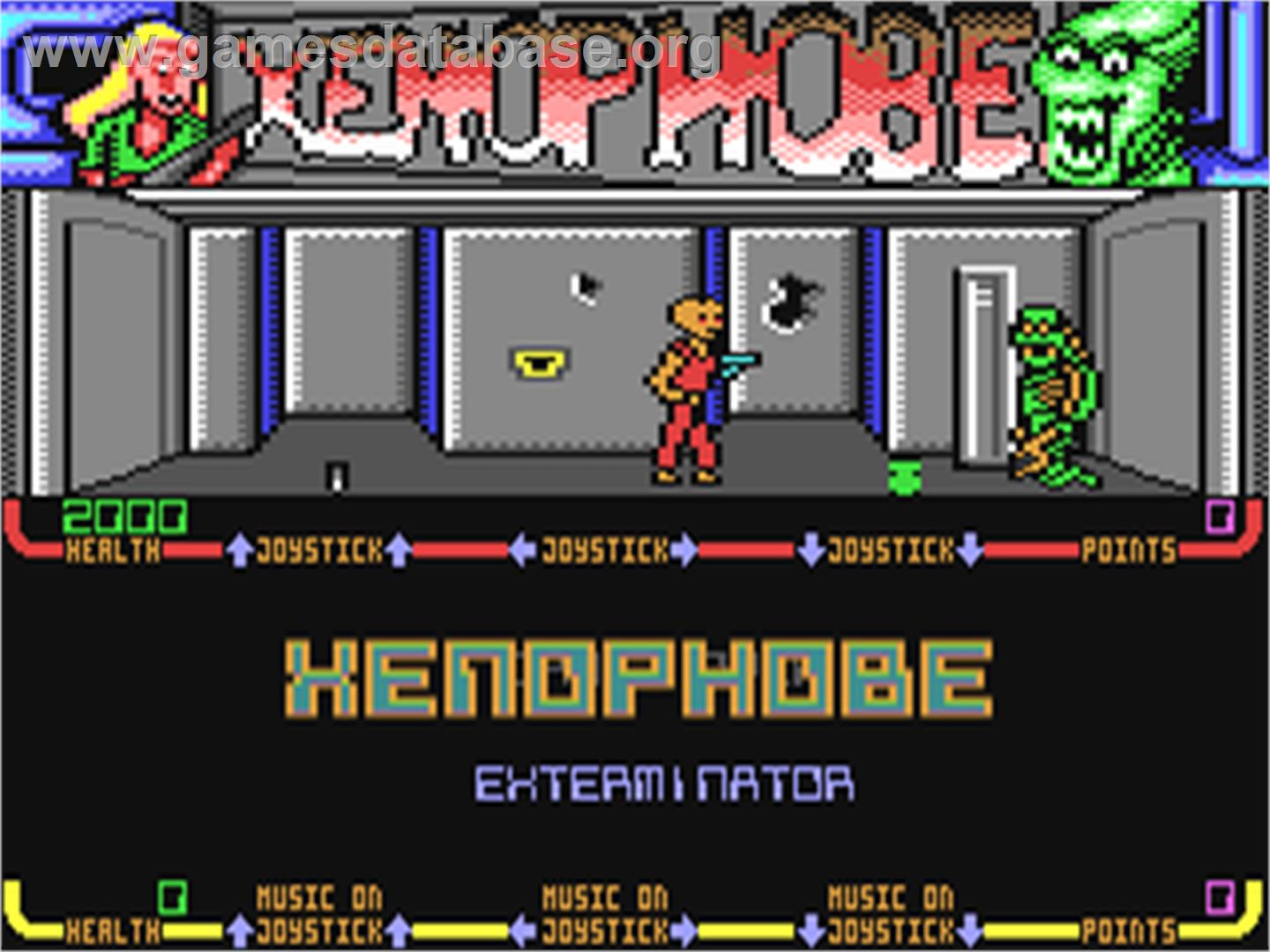 Opinions on Xenophobe (video game) Xenophobe Game