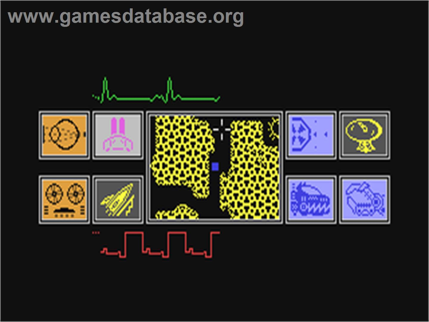 commodore 64 how to play games