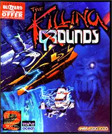 Box cover for Alien Breed 3D II: The Killing Grounds on the Commodore Amiga.