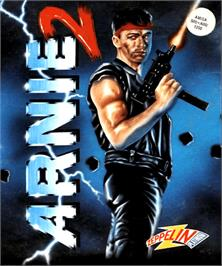 Box cover for Arnie 2 on the Commodore Amiga.