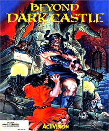 Box cover for Beyond Dark Castle on the Commodore Amiga.