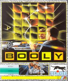Box cover for Booly on the Commodore Amiga.