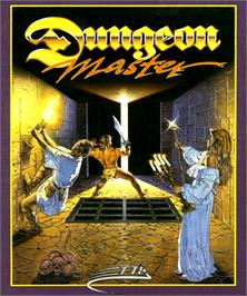 Box cover for Dungeon Master: Chaos Strikes Back - Expansion Set #1 on the Commodore Amiga.