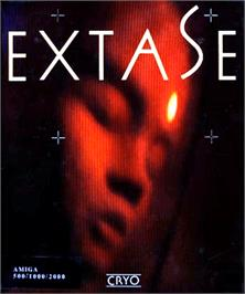 Box cover for Extase on the Commodore Amiga.