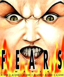 Box cover for Fears on the Commodore Amiga.
