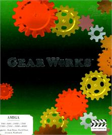 Box cover for Gear Works on the Commodore Amiga.