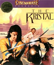 Box cover for Kristal on the Commodore Amiga.