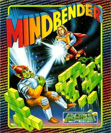 Box cover for Mind Bender on the Commodore Amiga.