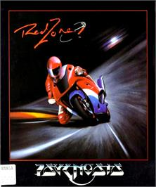Box cover for Red Zone on the Commodore Amiga.