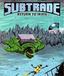 Box cover for Subtrade: Return to Irata on the Commodore Amiga.