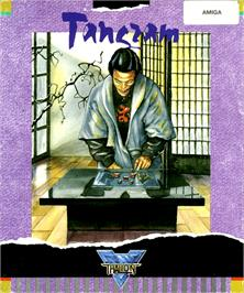 Box cover for Tangram on the Commodore Amiga.