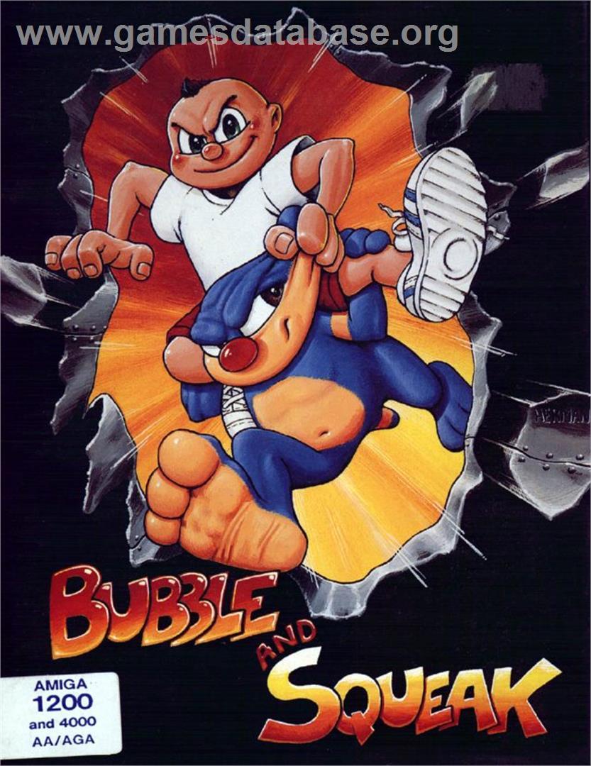 Bubble and Squeak (Amiga)