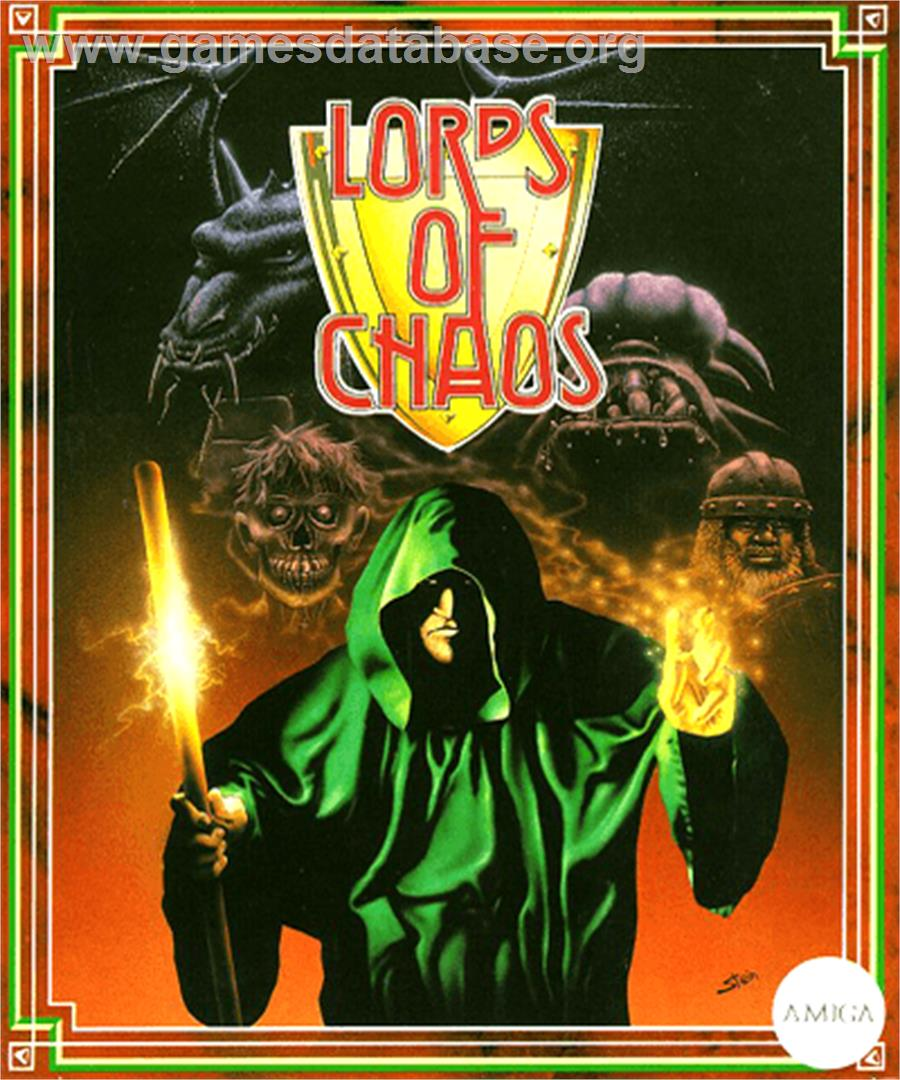Lords of Chaos - Commodore Amiga - Games Database