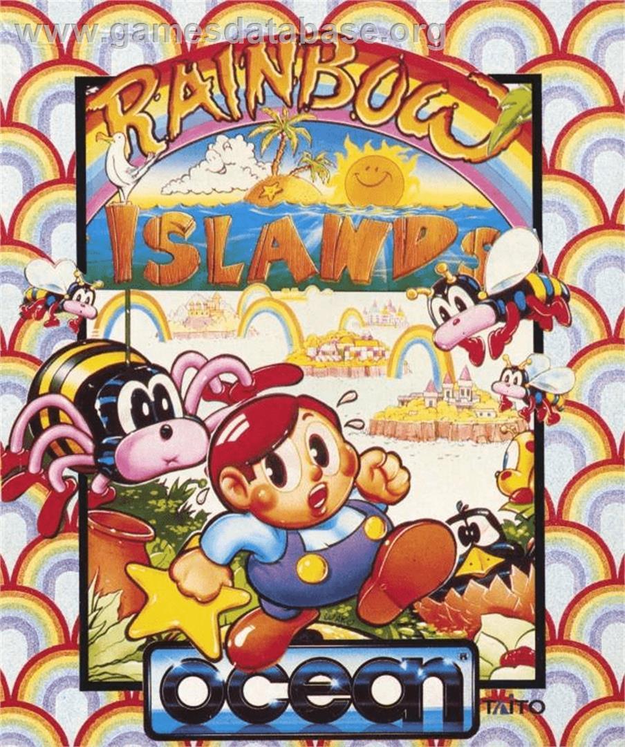 Rainbow Islands - Commodore Amiga