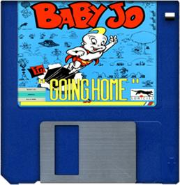 Cartridge artwork for Baby Jo in: