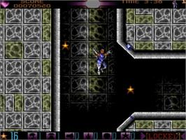 In game image of Assassin Special Edition on the Commodore Amiga.