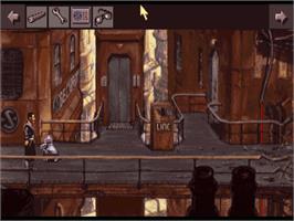 Beneath a Steel Sky - Commodore Amiga - Games Database