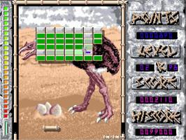 In game image of Crack on the Commodore Amiga.