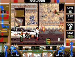 Crime Wave - Commodore Amiga - Games Database