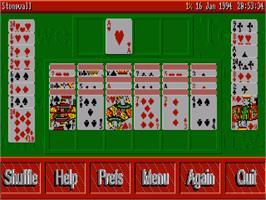 Excellent Card Games - Commodore Amiga - Games Database