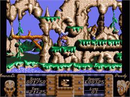 Flimbo's Quest - Commodore Amiga - Games Database