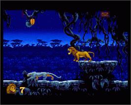 Lion King - Commodore Amiga - Games Database