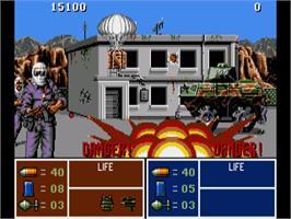 Operation Thunderbolt - Commodore Amiga - Games Database