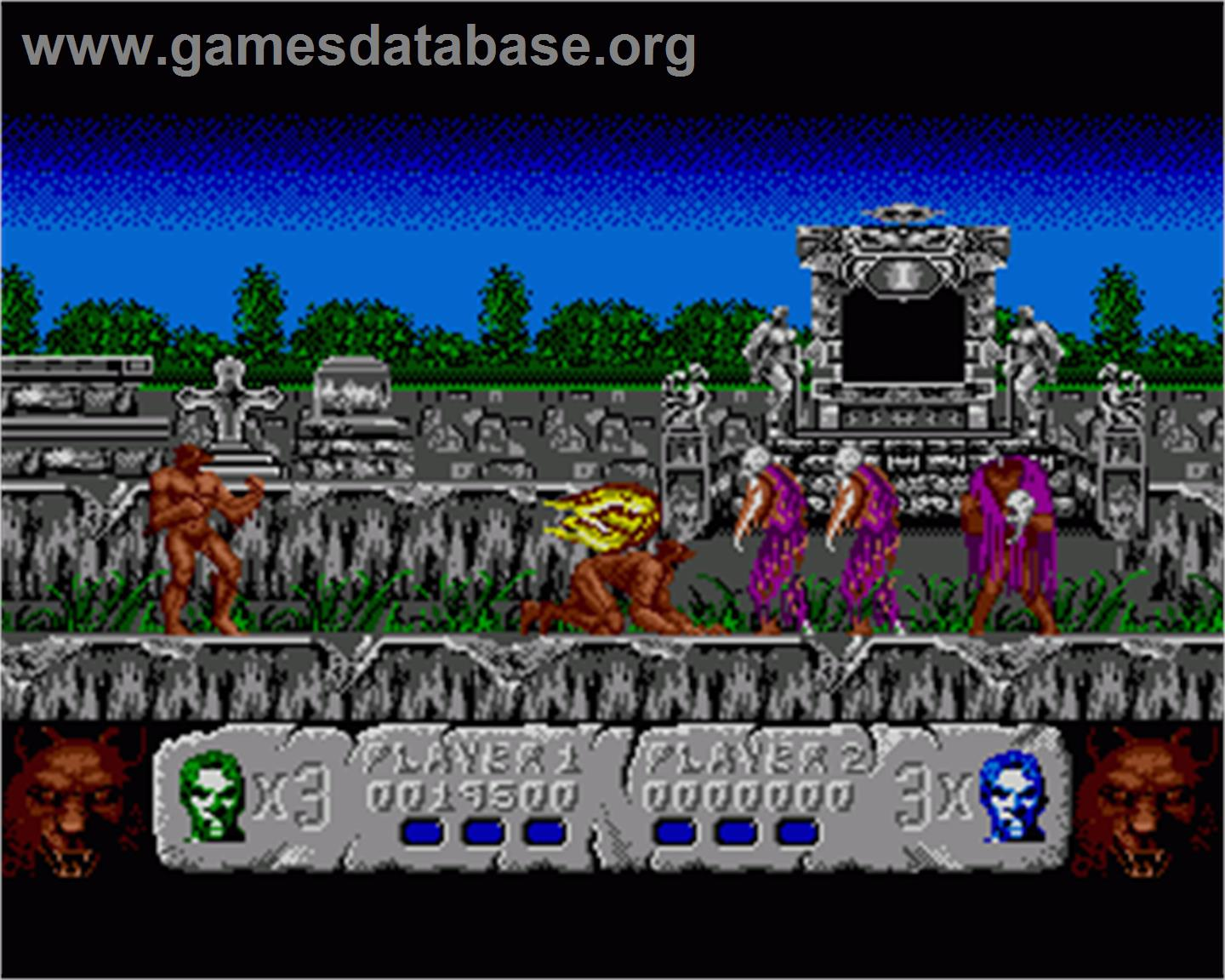 Altered Beast Game Picture