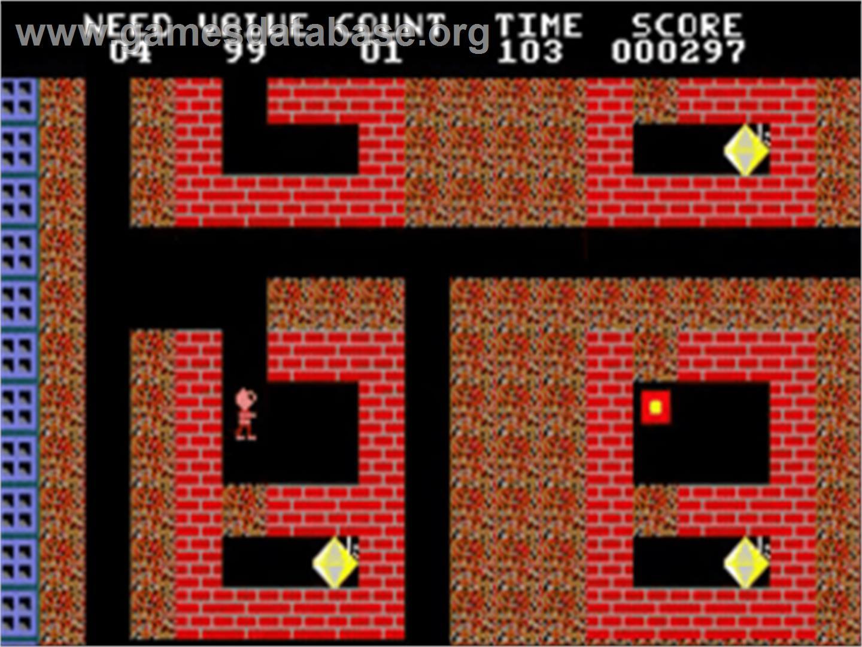 Boulder dash - c64-wiki