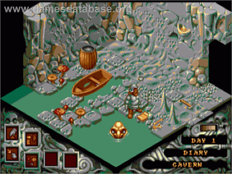 Cadaver: The Payoff - Commodore Amiga - Games Database