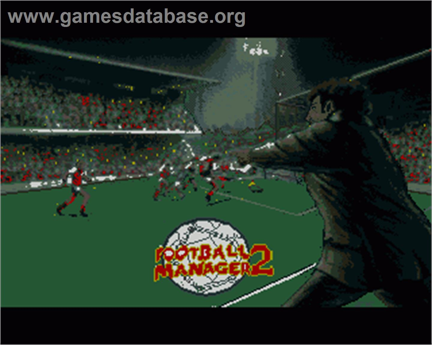 Football Manager 2 - Commodore Amiga - Artwork - In Game