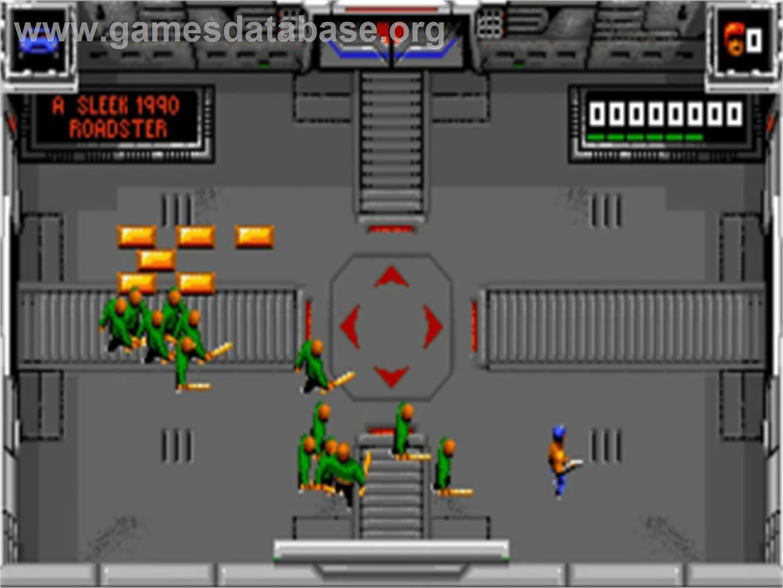 Amiga games inc