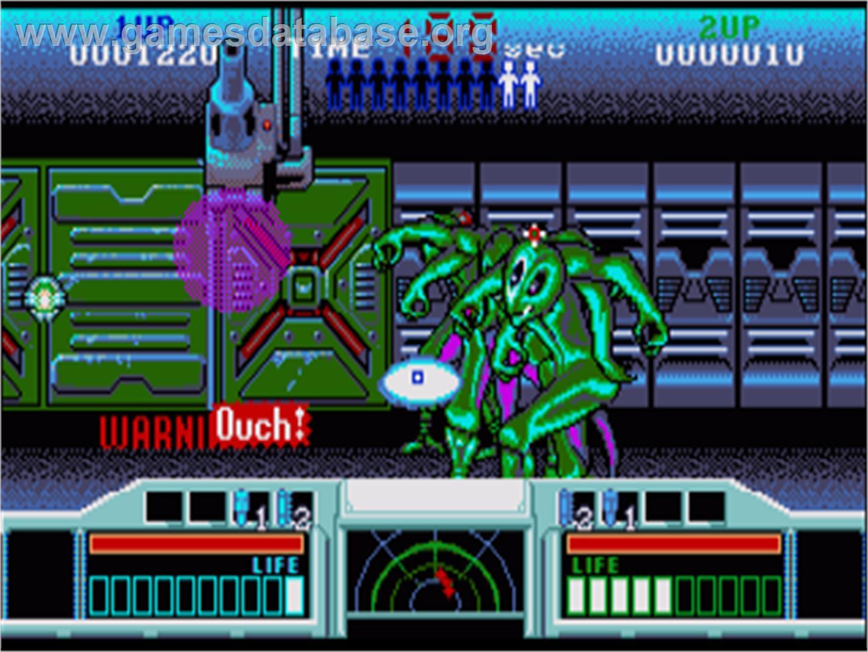 Space Gun - Commodore Amiga