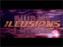 Title screen of Pinball Illusions on the Commodore Amiga.