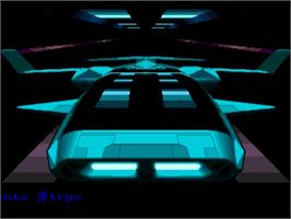 Title screen of Stryx on the Commodore Amiga.