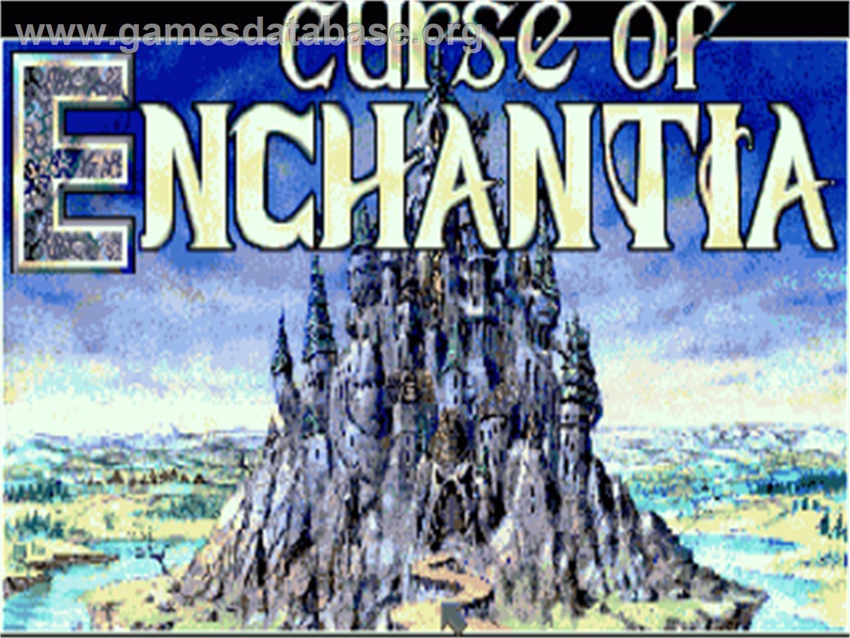 Curse of enchantia commodore amiga games database for Curse of enchantia