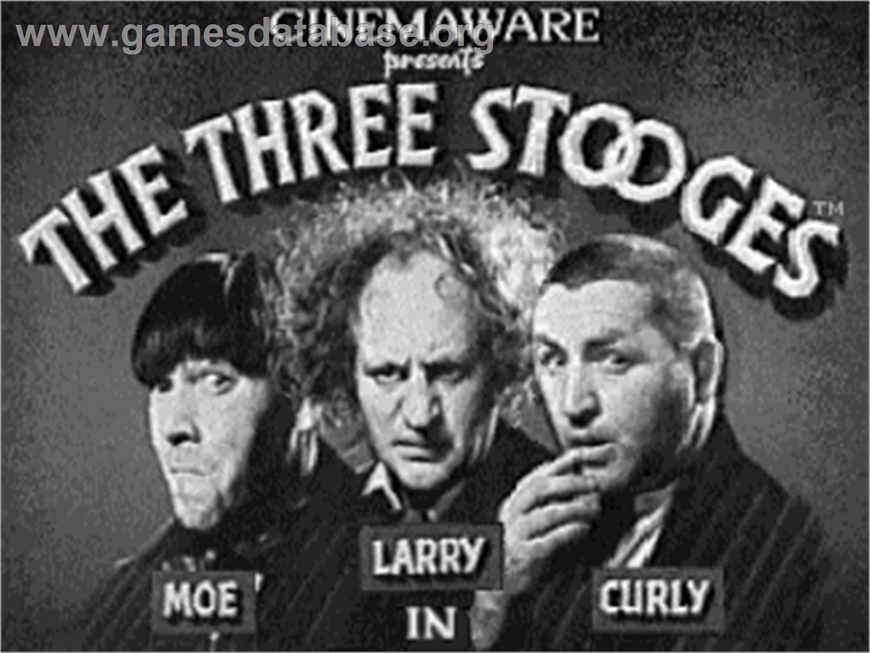 the 3 stooges pumpkin stencil