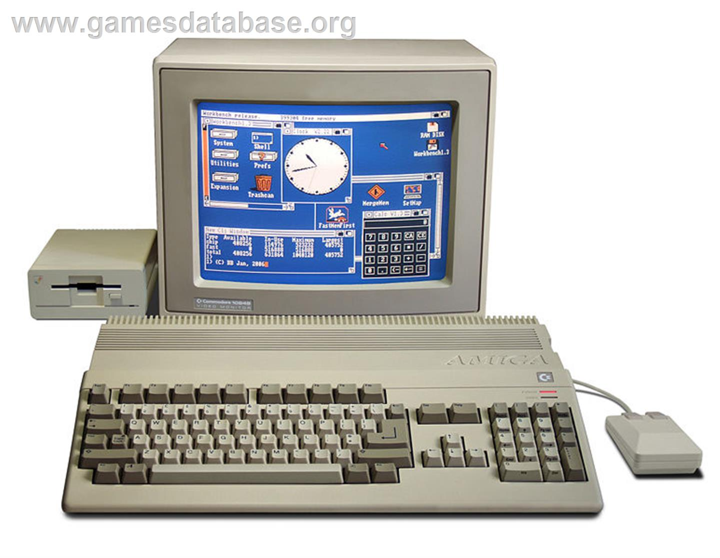 about commodore amiga games database