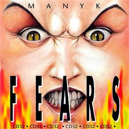 Box cover for Fears on the Commodore Amiga CD32.