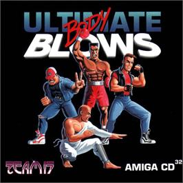 Box cover for Ultimate Body Blows on the Commodore Amiga CD32.