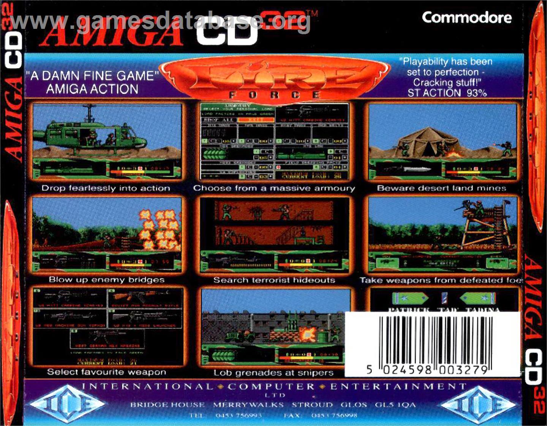 Amiga cd32/200 games compilation – generationamiga. Com.