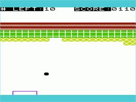In game image of Jungle Quest on the Commodore VIC-20.