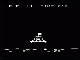 In game image of Miner 2049er on the Commodore VIC-20.