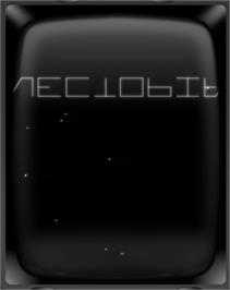 Title screen of Vecmania: Part 2 on the GCE Vectrex.