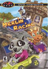 Box cover for Merlin Racing on the Genesis Microchip Nuon.