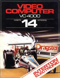 Box cover for Motocross on the Interton VC 4000.
