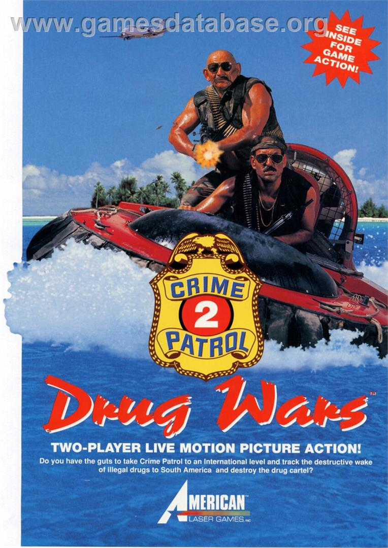 drug wars Drug war is exactly what it claims to be, a crime thriller that mixes a good amount of drama and action, and does it very well, not without minor flaws the movie its sad when people rate a movie or a game according to their expectations, quite egocentric, leading to misleading scores.